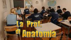 La Prof di Anatomia Antonella del Lago